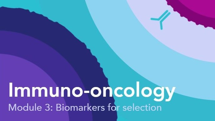 Biomarkers for selection of IOI
