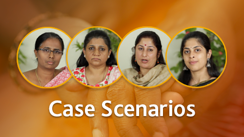 India Palliative Care: Case Scenarios