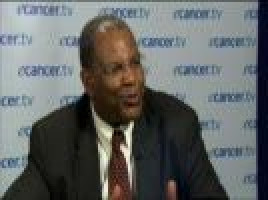 Treatment options for prostate cancer ( Prof Otis Brawley - American Cancer Society, Atlanta, USA )