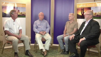 Meeting highlights from the 12th iwNHL 2014: Day 1 ( Prof John Gribben; Dr Myron Czuczman; Dr Randy Gascoyne; Dr Wyndham Wilson )