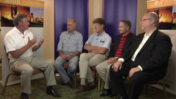 Meeting highlights from the 12th iwNHL 2014: Day 2 ( Prof John Gribben; Dr Myron Czuczman; Dr Wyndham Wilson; Prof Anton Hagenbeek; Professor Michael Pfreundschuh )