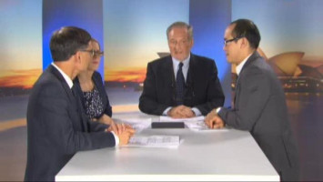 Roundtable discussion on CLL: Expert insights from the iwCLL congress ( Dr Paula Cramer, Prof Robin Foà, Dr Steve Coutre, Dr Constantine Tam )