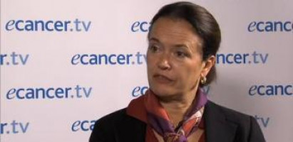 Progress of personalised oncology treatment ( Prof Martine Piccart – President-Elect of ECCO )