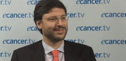 OCTAVIA trial: bevacizumab and paclitaxel treatment for ovarian cancer ( Dr Antonio Gonzalez-Martin – MD Anderson Cancer Center, Madrid, Spain )