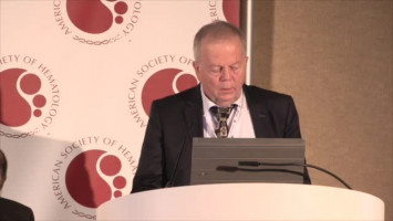 First targeted therapy for multiple myeloma effective against hard-to-treat disease ( Dr Torben Plesner - Vejle Hospital, University of Southern Denmark, Vejle, Denmark )