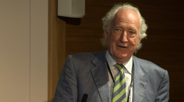 We should not use PDL1 and other biomarkers for selecting patients for immune checkpoint therapies ( Prof Gordon McVie - King's College London, London, UK )
