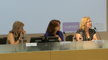 Small cell lung cancer: Q & A ( Prof Gordon McVie, Prof Caroline Dive, Dr Fiona Blackhall and Dr Marianne Nicolson )