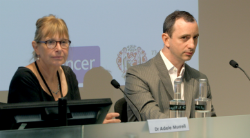 Omics, early detection and novel therapies: Q & A ( Dr Murrell and Dr Pardo )