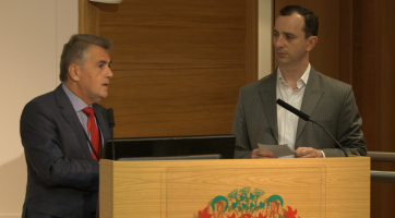 Immunotherapy in lung cancer: Q & A ( Prof Giuseppe Giaccone and Dr Olivier Pardo )