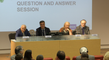 Screening, surgical cure and new developments: Q & A ( Dr Henschke, Prof Field, Dr Pastorino, Dr Di Meco )