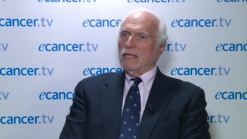 High cost as a threat to care ( Dr Lowell Schnipper - Dana-Farber Cancer Institute, Boston, USA )