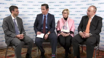 Expert discussion on CDK 4/6 inhibition in breast cancer ( Prof Richard Finn, Prof Michael Gnant, Dr Mark Harries and Prof Sandra Swain )