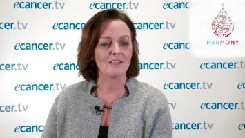 Doctors and data networking in HARMONY ( Carin Smand - Managing Director, EHA )