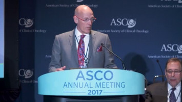 STAMPEDE trial: abiraterone for advanced prostate cancer reduces progression/deaths ( Prof Nick James - Queen Elizabeth Hospital Birmingham & University of Birmingham, UK )