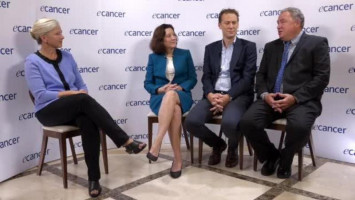ESMO 2017: CDK4/6 inhibitors from a patient's perspective ( Prof Kimberly Blackwell, Prof Hope Rugo, Prof Peter Schmid, Dr Mark Verrill )