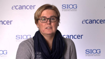 Screening tools in geriatric oncology ( Prof Cindy Kenis - University Hospital Leuven, Leuven, Belgium )