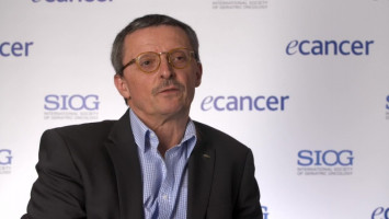 Geriatric cognitive evaluation and prostate cancer ( Prof Nicolas Mottet - University Hospital of Saint-Etienne, St. Etienne, France )