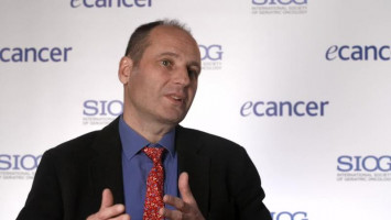 Bevacizumab and colorectal cancer in geriatrics ( Thomas Aparicio - Hôpital Saint-Louis, Paris, France )