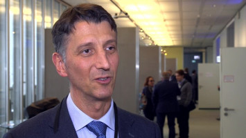 The European Research Initiative on CLL (ERIC) and HARMONY ( Prof Paolo Ghia - European Research Initiative on CLL )