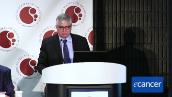 Data from the JULIET trial of CTL019 for relapsed or refractory diffuse large B-cell lymphoma ( Dr Stephen Schuster - University of Pennsylvania, Philadelphia, USA )