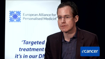 Connecting personalised medicine research in Canada with Europe ( Dr Etienne Richer - CIHR Institute of Genetics, Montreal, Canada )