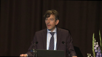 Rituximab in combination therapies for FL: Interim results ( Prof Franck Morschhauser - Hôpital Claude Huriez, Lille, France )