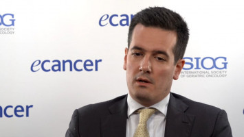 Young SIOG attendees and and the latest CDK inhibitors research in breast cancer ( Nicolò Battisti - The Royal Marsden NHS Foundation Trust, London, UK )