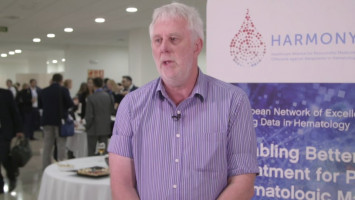 The importance of big data for blood cancer ( Prof Ken Mills - Queen's University of Belfast, UK, HARMONY Associated Member )