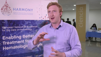 What is the 'HARMONY Data Platform'? ( Dr Alun Passey - Janssen )