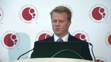 Ibrutinib and rituximab provides superior PFS and OS compared to FCR for younger patients with previously untreated CLL ( Dr Tait Shanafelt - Standford University, Stanford, USA )