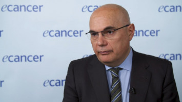 KEYNOTE-062 study: Pembrolizumab as treatment for advanced gastroesophageal junction and gastric cancers ( Dr Josep Tabernero - Vall d'Hebron Barcelona University Hospital, Barcelona, Spain )