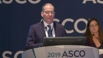 Enzalutamide improves survival for men with metastatic hormone-sensitive prostate cancer ( Dr Christopher Sweeney -  Dana-Farber Cancer Institute, Boston, USA )