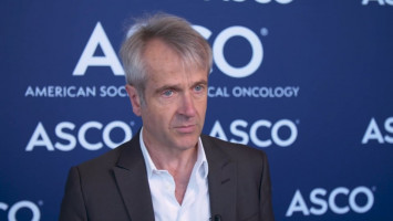 Preliminary results of earlier steroid use with axicabtagene ciloleucel in patients with R/R large B cell lymphoma ( Prof Max Topp - University of Würzburg, Würzburg, Germany )
