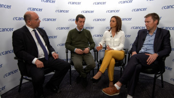 Use of maintenance therapy following ASCT and real world treatment patterns in multiple myeloma ( Dr Evangelos Terpos, Prof Michele Cavo, Dr Eloísa Riva, Dr Fredrik Schjesvold )