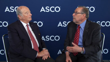 How will ASCO combat cancer disparities? ( Dr Richard Schilsky and Dr Eduardo Cazap )