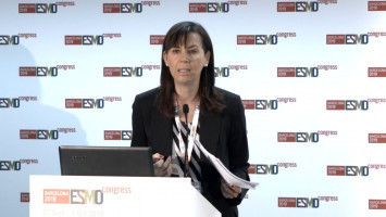 Comment: Osimertinib for EGFR-mutation positive NSCLC ( Dr Pilar Garrido - University Hospital Ramón y Cajal, Madrid, Spain )