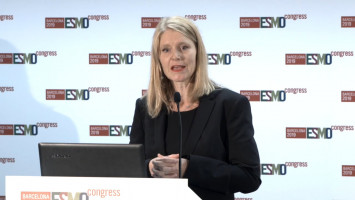 Nivolumab plus ipilimumab combination offers chemotherapy-free option for advanced NSCLC ( Prof Solange Peters - Centre Hospitalier Universitaire Vaudois, Lausanne, Switzerland )