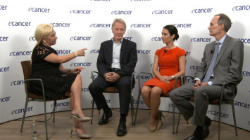Targeted therapies in prostate cancer: Recent advances presented at ESMO 2019 ( Dr Eleni Efstathiou, Prof Noel Clarke, Dr Elena Castro, Prof Matthew Smith )