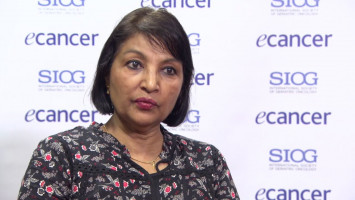 Cancer care in the elderly: Addressing the education gap ( Prof Meena Cherian - Senior Advisor, Global Action, SIOG )