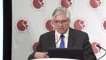 Dual-targeted antibody mosunetuzumab elicits durable responses in poor-prognosis non-Hodgkin Lymphoma patients ( Prof Stephen Schuster - University of Pennsylvania, Philadelphia, USA )