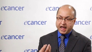 Clinical outcomes of patients with FLT3-ITD-mutated R/R AML undergoing HSCT after quizartinib or salvage chemo ( Dr Siddhartha Ganguly - The University of Kansas Health System, Kansas City, USA )