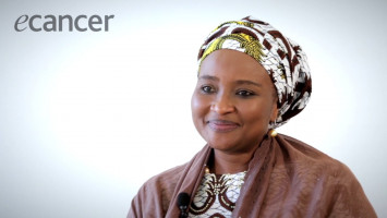 The role of African women in oncology ( HE Dr Zainab Shinkafi Bagudu - CEO Medicaid Cancer Foundation, First Lady of Kebbi State, Nigeria )
