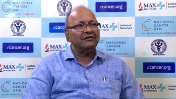 The future of cancer care in India ( Prof G.K. Rath - All India Institute of Medical Sciences, New Delhi, India )