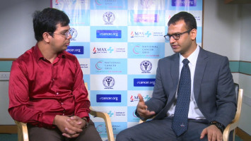 Understanding the challenges facing young oncologists in India ( Dr Bishal Gyawali - Queen's University, Kingston, Canada and Dr Arjun Gupta - Oncology fellow, Johns Hopkins University, Baltimore, USA )