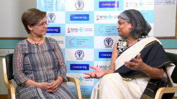 Choosing wisely: Setting up clinical trials and research networks in India ( Dr Bhawna Sirohi - Max Institute of Cancer Care, Saket, New Delhi, India and Prof Usha Menon - University College London, London, UK )