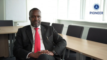 Prof James N'Dow, Academic lead for PIONEER, reflects on the first twelve months of the project ( Prof James N'Dow - Chairperson, European Association of Urology Guidelines Office )
