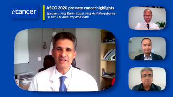 ASCO 2020 prostate cancer highlights ( Prof Karim Fizazi, Prof Axel Merseburger, Dr Kim Chi and Prof Amit Bahl )