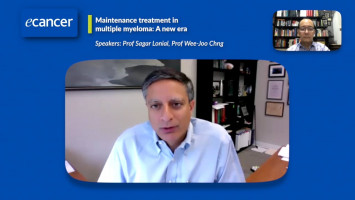 Maintenance treatment in multiple myeloma: A new era ( Prof Sagar Lonial and Prof Wee-Joo Chng )