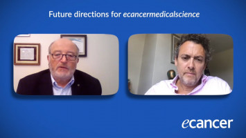 New strategy for ecancermedicalscience: supporting publications in under-resourced settings ( Prof Richard Sullivan (Chair of Trustees, ecancer Global Foundation) and Dr Eduardo Cazap (Editor in chief, ecancer, President, SLACOM) )
