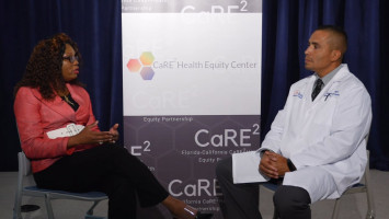CaRE2 Cancer Research Link© : Pancreatic Cancer Disparities featuring Prof Jose Trevino ( Prof Folakemi Odedina and Prof Jose Trevino )